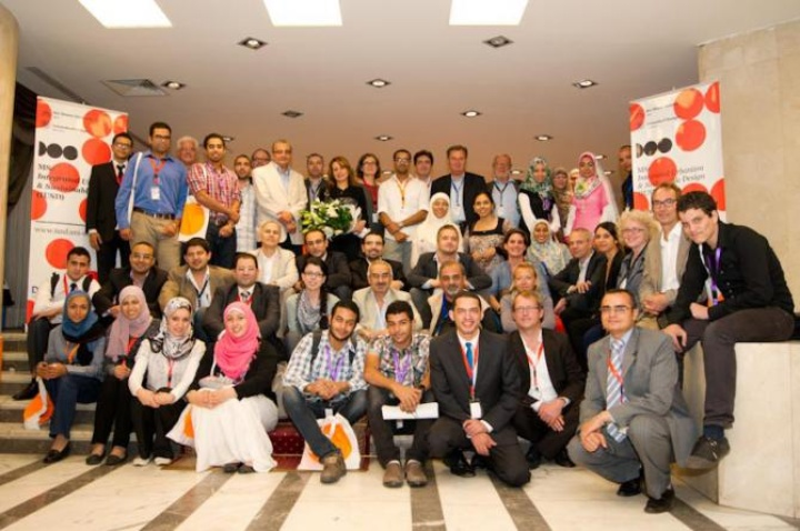 Group photo of the Integrated Urbanism Dialogues II: On Resilience (c)