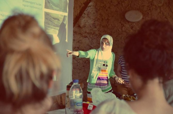 Lecture at the International Spring School Siwa 2013 (c)