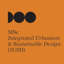 M.Sc. Integrated Urbanism & Sustainable Design