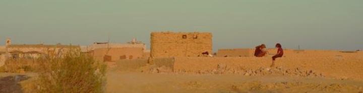 Buildings in Cairo (c)