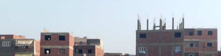Rooftops in Cairo (c)