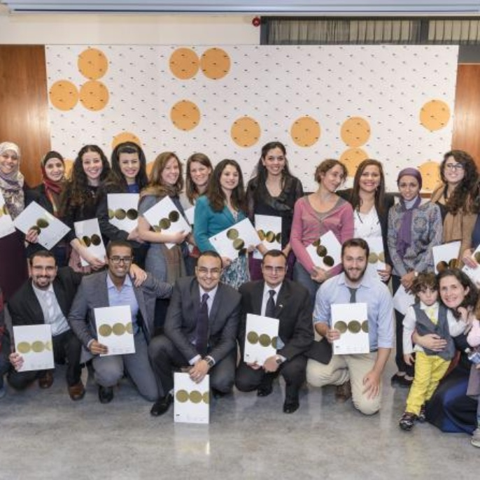 Graduation Ceremony of the first Intake 2013
