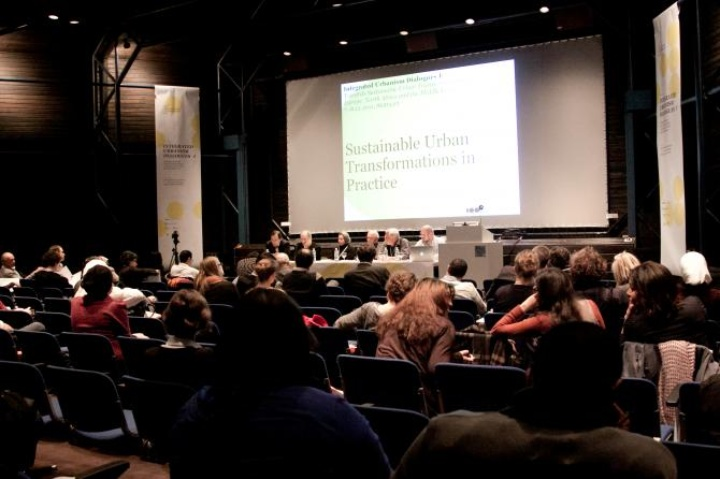 Lecture at the Integrated Urbanism Dialogues I (c)