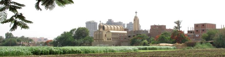 Skyline of Cairo (c)