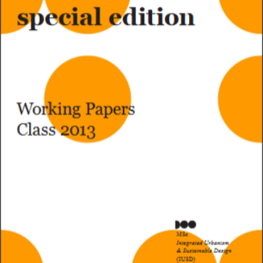 Cover of the IUSD journal