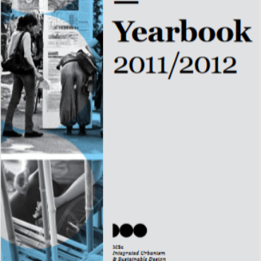 Cover of the IUSD yearbook 2011/2012