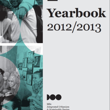 Cover of the IUSD yearbook 2012/2013