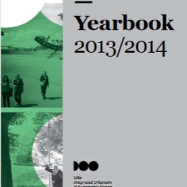 Cover of the IUSD yearbook 2013/2014