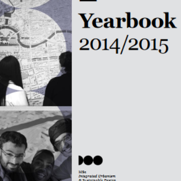 Cover of the IUSD yearbook 2014/2015