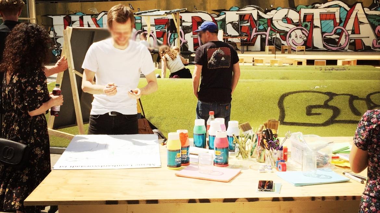 IUSD street workshop